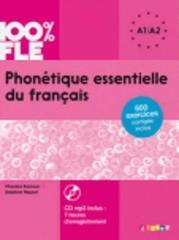 Phonetique essentielle du francais A1-A2 + CD MP3