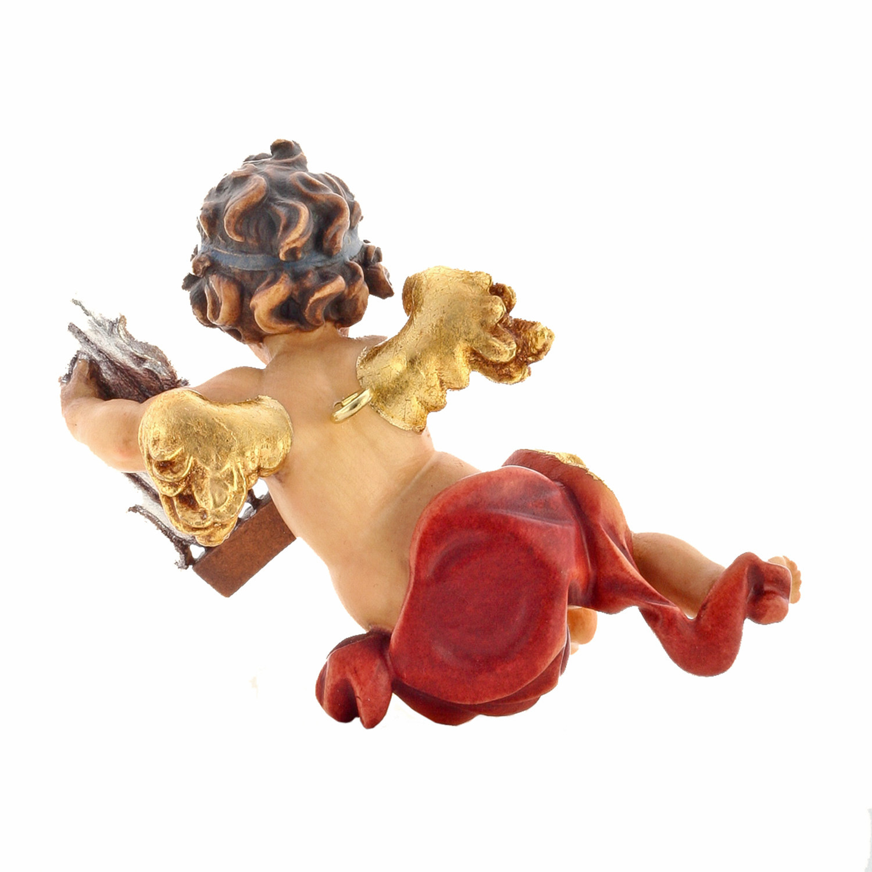 Ангел Леонардо с органом