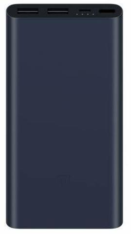 Внешний аккумулятор Xiaomi Mi Power Bank 2 2018 10000 mAh (Dark Blue)