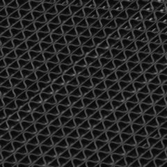 Коврик-дорожка против скольжения Zig-Zag, черный, 8 мм, 0,9*10 м