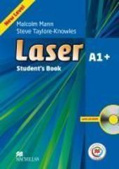 Laser 3ed A1+ Student's Book + CD Rom + MPO