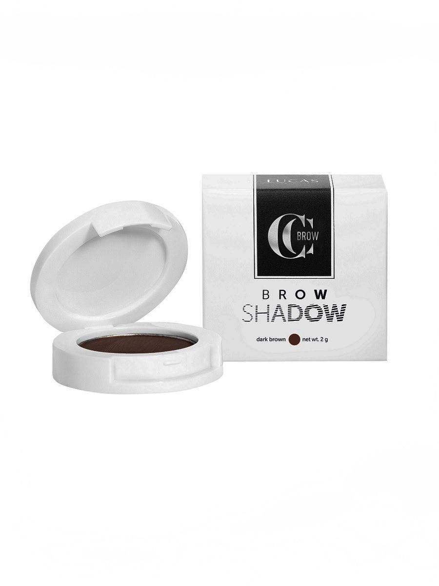 Тени для бровей CC Brow Brow Shadow Dark brown