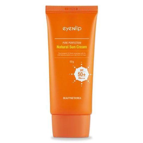 Eyenlip Солнцезащитный крем для лица Pure Perfection Natural Sun Cream, 50 гр
