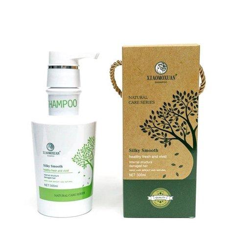 Шампунь для волос с чайным деревом XIAOMOXUAN Natural Care Series Shampoo 300 мл