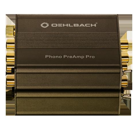 Oehlbach Phono PreAmp Pro, фонокорректор (#6060)