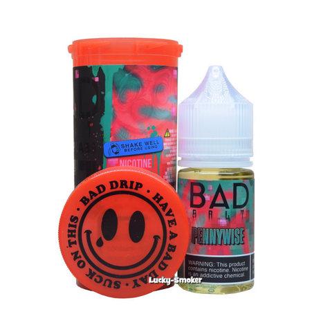 Жидкость Bad Drip SALT 30 мл Pennywise