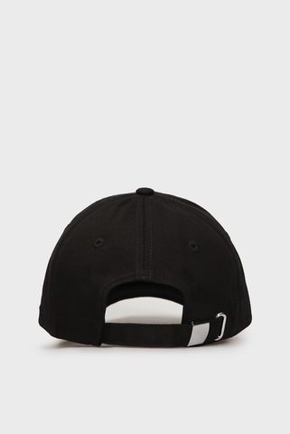 Женская черная кепка Calvin Klein
