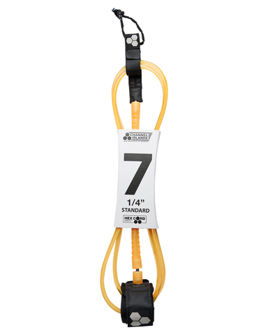 Channel Islands Standard Hex Cord 7' Orange
