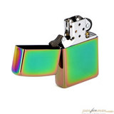 Зажигалка ZIPPO Spectrum разноцветная, глянцевая (151)