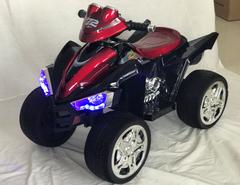 Детский электроквадроцикл BARTY М004МР красный