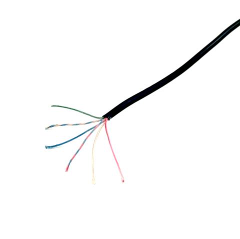 Внутренний провод для ремонта наушников (6 жил)