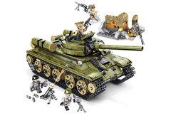 Конструктор Танки Второй Мировой войны Советский Танк Т-34