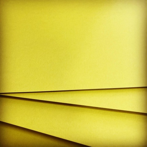 Кардсток желто-зеленый, 270 гр