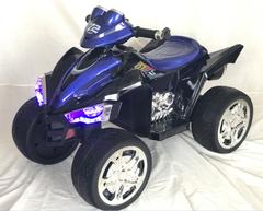 Детский электроквадроцикл BARTY М004МР синий