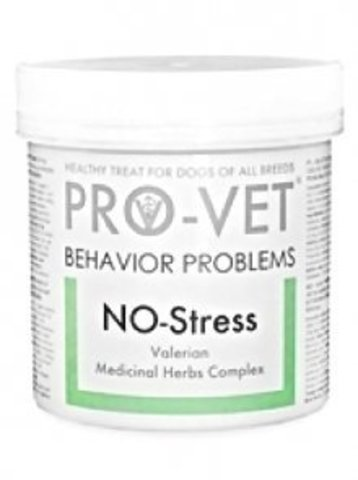 PRO-VET No-Stress Лакомство для собак. Снимает стресс и тревогу 135 гр.