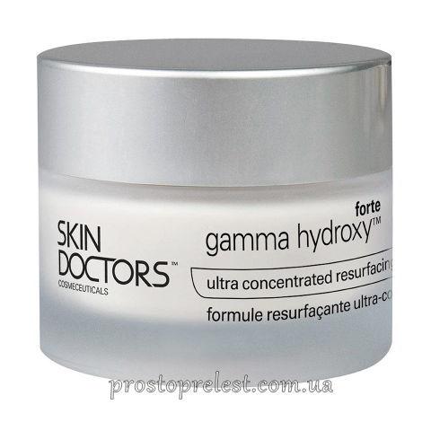 Skin Doctors Gamma Hydroxy - Крем против морщин и различных проявлений пигментации