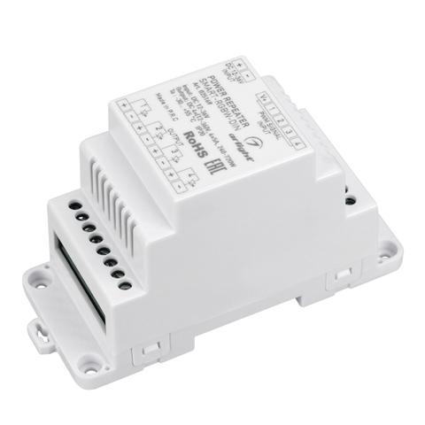 Усилитель SMART-RGBW-DIN (12-36V, 4x5A) (ARL, IP20 Пластик, 5 лет)