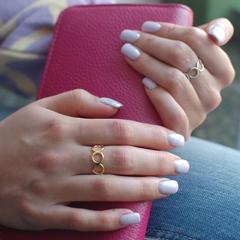 Кольцо безразмерное (