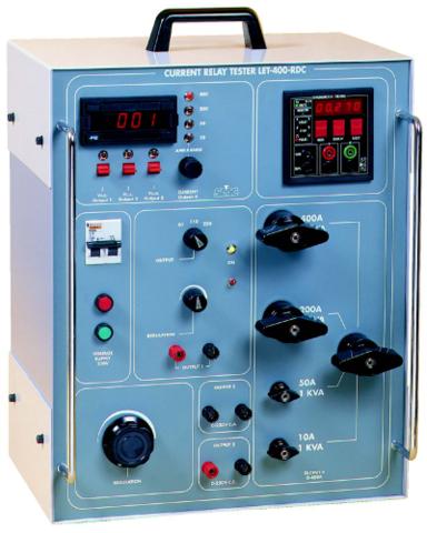 Устройство прогрузки первичным током LET-400-RDC до 2,5кА