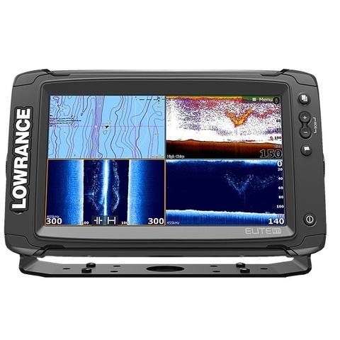 Эхолот Lowrance Elite-12 Ti TotalScan Transducer