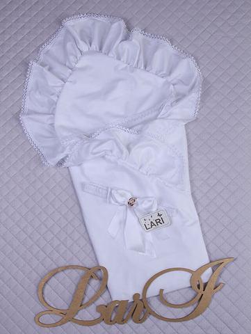 Летний конверт одеяло Мечта (белый)