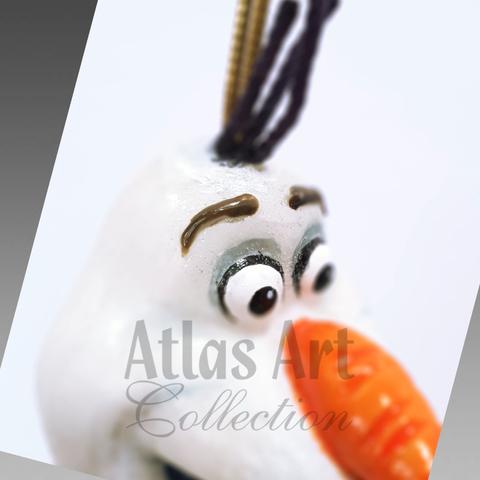 Олаф и Снежок переросток
