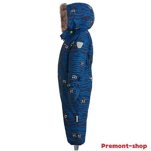 Детский комбинезон Premont Монстрики WP92057 BLUE