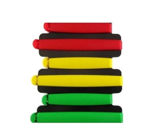 Защелки для пакетов (6штук)