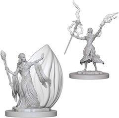 D&D Nolzur's Marvelous Miniatures - Female Elf Wizard