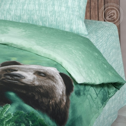 Комплект постельного белья Сила Сибири Премиум