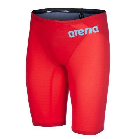 (2020) Стартовые шорты ARENA Powerskin Carbon AIR² Jammer red  ПОД ЗАКАЗ
