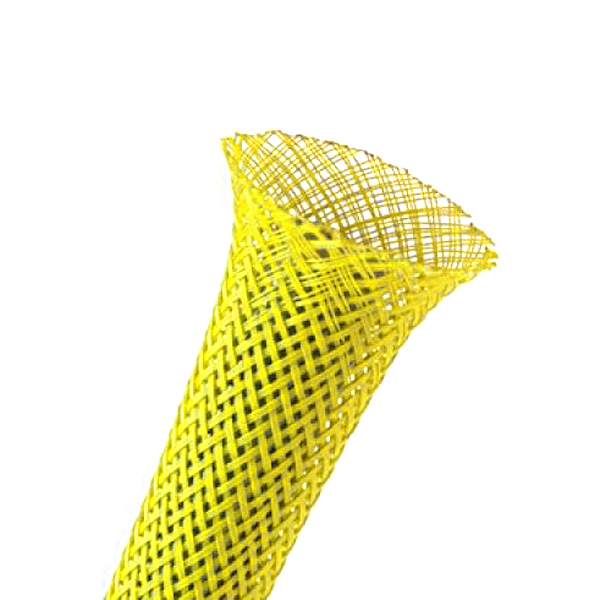 Оплетка шланга Akvilon желтая