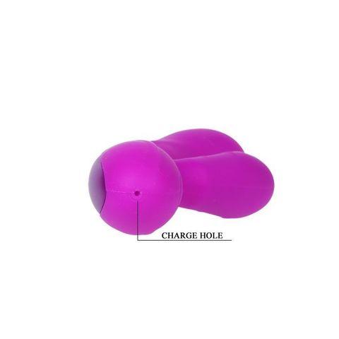 Вибратор клиторально-вагинальный Hunter BI-014285