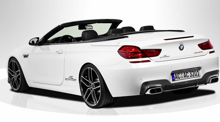 Обвес AC Schnitzer для BMW M6 F12/F13