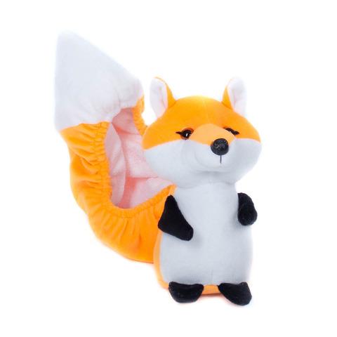 Сушки-игрушки «Хвостики» - Лисенок