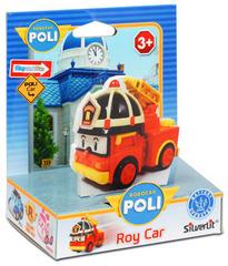 Robocar Poli Рой - Умная машинка, 6 см (83241)