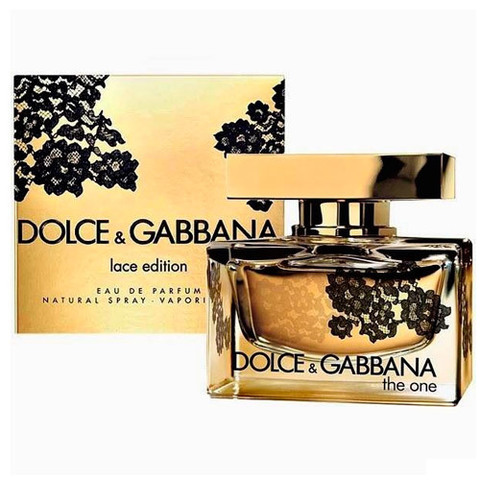 Dolce Gabbana The one lace edition 100 мл