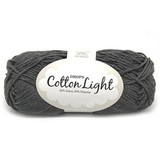 Пряжа Drops Cotton Light 30 темно-серый