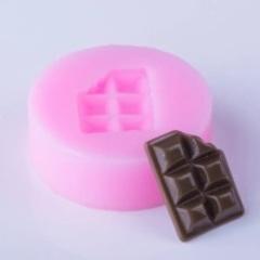 Молд Горький шоколад мини