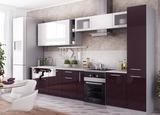 Кухня Капля 3D 3500мм