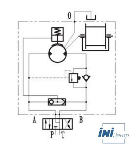 Эвакуационная лебедка IYJ2.52.5-18-100-12-ZPNC