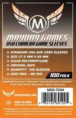 Протекторы для настольных игр Mayday USA Chimera Game (57,5x89) - 100 штук