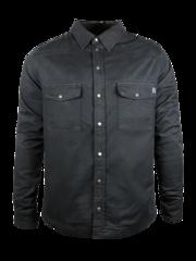 Моторубашка John Doe Motorshirt, чёрный