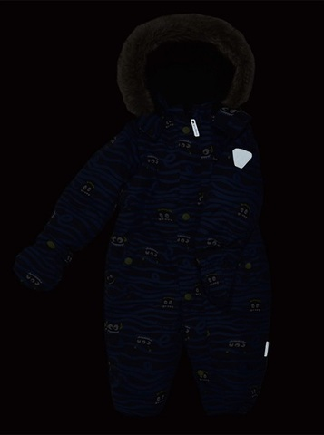 Комбинезон для мальчиков Premont Монстрики WP92057 BLUE