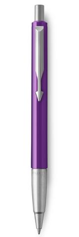 Набор с гравировкой: Ежедневник и Шариковая ручка Parker Vector Standard K01, цвет: Purple123