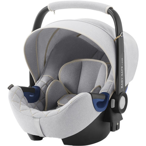 Автокресло Britax Roemer Baby-Safe2 i-Size Nordic Grey
