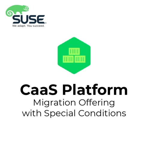 SUSE CaaS Platform Migration Offering with Special Conditions