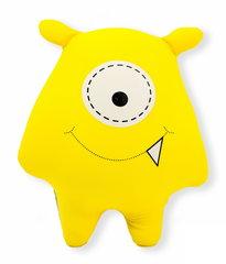 Подушка-игрушка антистресс Gekoko «Монстрик желтый» 2