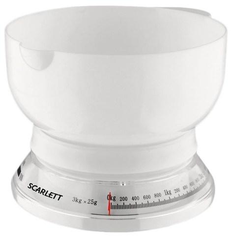 Весы кухонные SCARLETT SC-1210