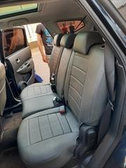 Чехлы на Nissan Qashqai+2 2007–2014 г.в.